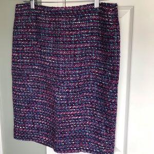 J. Crew Skirts - J Crew No 2 Pencil Skirt Tweed